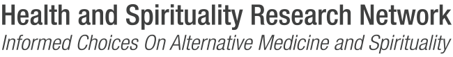 Health and Spirituality Network Research Logo